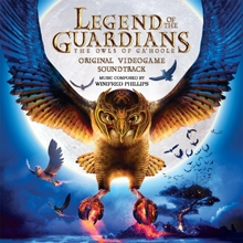 Legends of the Guardians - Banda Sonora de Winifred Phillips