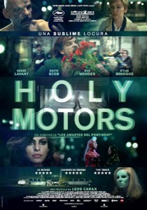 Holy Motors - Crítica