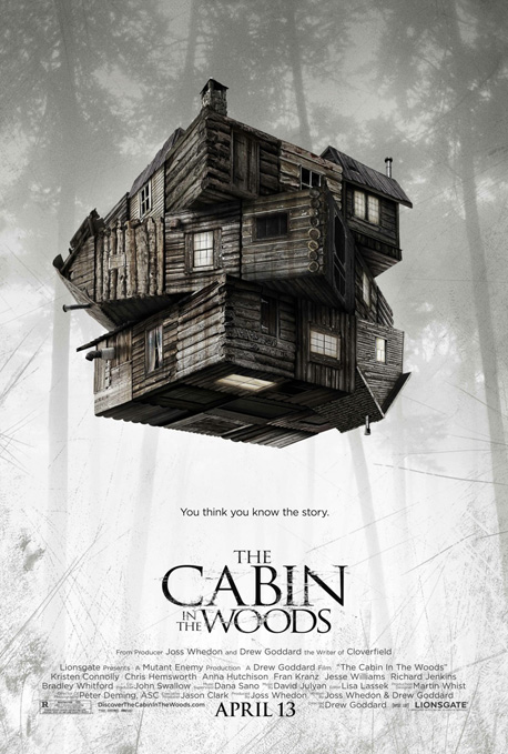 La cabaña en el bosque (The Cabin in the Woods) – Crítica