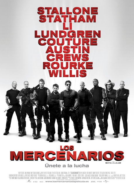 Los Mercenarios (The Expendables) – Crítica